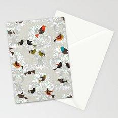 bird love trees Stationery Cards