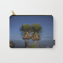 A couple of desert cactus Carry-All Pouch