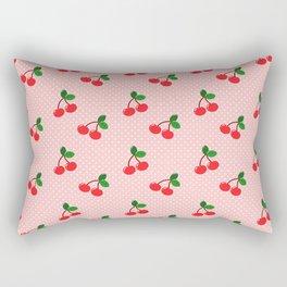 Cherry Bon Bon Rectangular Pillow