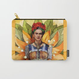 FRIDA KAHLO MARIPOSA Carry-All Pouch