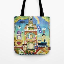 Magic Station  Tote Bag