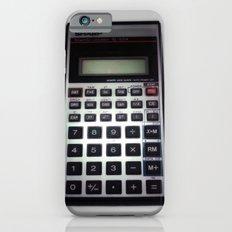 Fuck Math Slim Case iPhone 6s