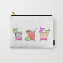 Summer Drinks Carry-All Pouch
