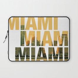 Miami Landscape Laptop Sleeve