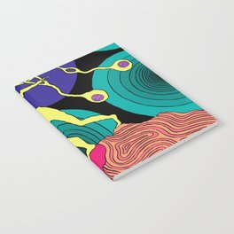 Walking on a Dream Notebook