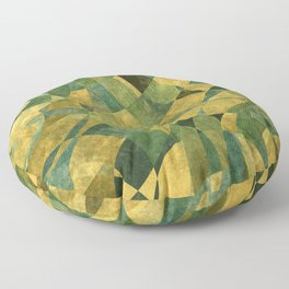 Abstract Life 1 Floor Pillow
