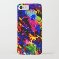 miley cyrus iPhone & iPod Cases featuring Miley Cyrus by Nic Moore