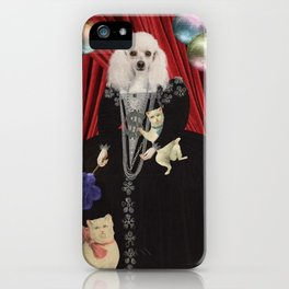 Animal Collection -- Jezebel iPhone Case