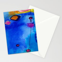 Magical Thinking No. 2C by Kathy Morton Stanion Stationery Cards