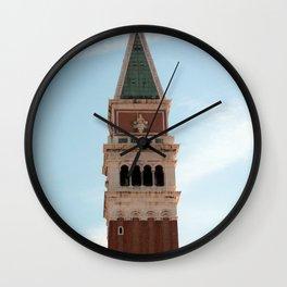 Campanile di San Marco Wall Clock
