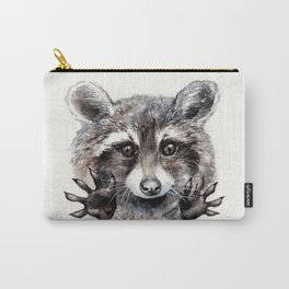 Magic! // Raccoon Carry-All Pouch