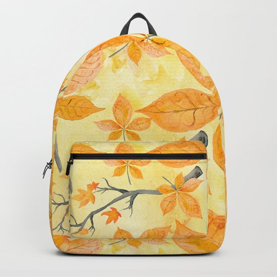 Autumn leaves #11 Backpack