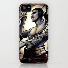 Inkmaster iPhone Case