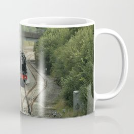 Royal Scot at Tiverton Junction Coffee Mug