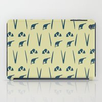 army iPad Cases featuring Penguin Army by Sarah Jane Jackson