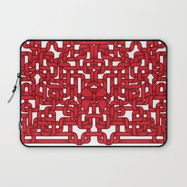 Little Red Ribbon Laptop Sleeve