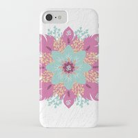 om iPhone & iPod Cases featuring Om by zakumy