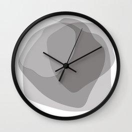 Light and Shadow 1 Wall Clock