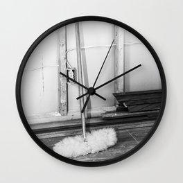 Renovation 1 Wall Clock