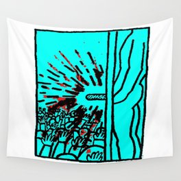 Explicit Art - Taboo - Gloryhole - 1980 - K. A. Haring - Society6 American Pop-Art - Rated R 1221x Wall Tapestry