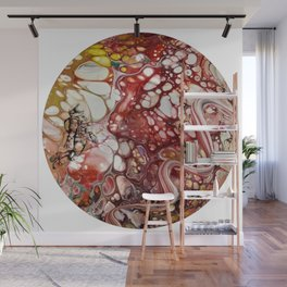 Floating Astronaught Wall Mural