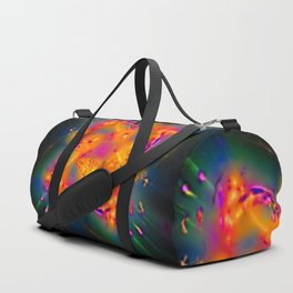Butterfly in a radioactive explosion Duffle Bag
