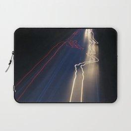 Whizzing Lights Laptop Sleeve