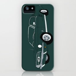 1968 Ford Mustang GT iPhone Case