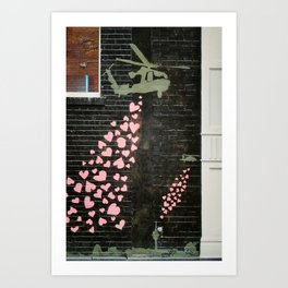 {a single moment} Art Print