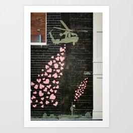 {a single moment} Art Print
