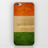 ireland iPhone & iPod Skins featuring Ireland by NicoWriter
