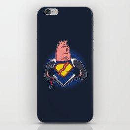 Super Bacon iPhone Skin