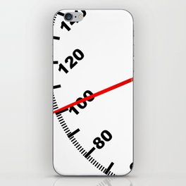 100 Pounds iPhone Skin