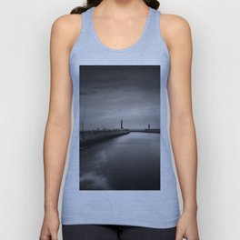 The Long Way Unisex Tank Top