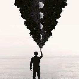 Art Print - Moonlight - Enkel Dika