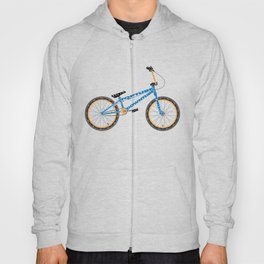 Typographical Anatomy of a BMX Bike Hoody