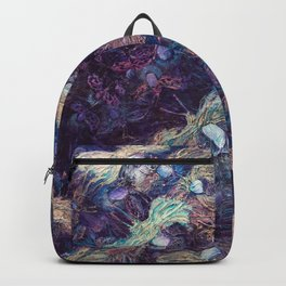 As They Teach Me How To Dance Backpack