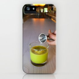 Summer Cocktails iPhone Case