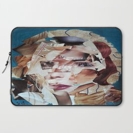 SHATTERED VISAGE Laptop Sleeve