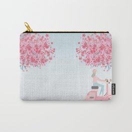 Cherry Blossom in Japan 2 Carry-All Pouch