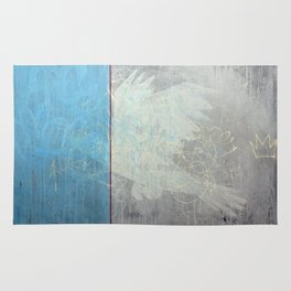 Robbie Seay Paintings - Live For The King Rug