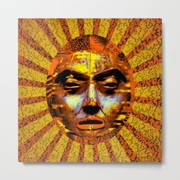 SHINE ON YOU CRAZY DIAMOND Metal Print