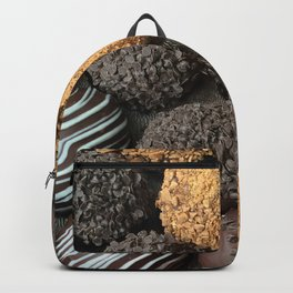 Truffle Chocoholic Fudge Mania Backpack
