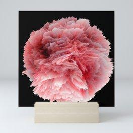 Fantasy Sea Anemone in Red Coral Mini Art Print