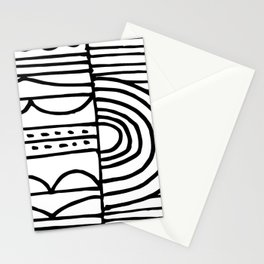 dream of morning Stationery Cards