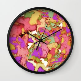 An immediate distraction Wall Clock