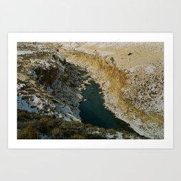 DeMaris Springs Art Print