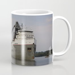 Freighter Saginaw Coffee Mug