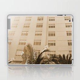 Beach hotel Laptop & iPad Skin