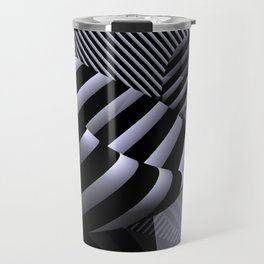 Steiner's Surface in OpArt-design Travel Mug